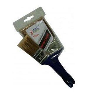 Paint Brush 25mm - Blue Hdle economy