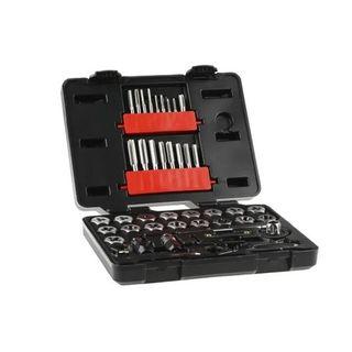 M3 - M12 40pce Metric Ratchet Tap & Dienut Set -  Gear Wrench