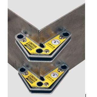 60 & 90 deg. Twin Pack Corner Magnetic Clamp - Stronghand