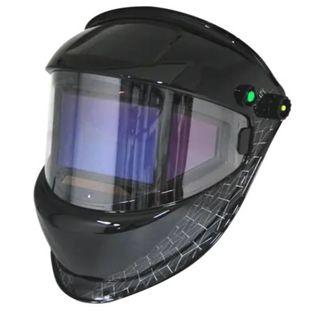 Auto Darkening Helmet c/w Grinding Visor Ultraview Digital