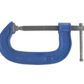 25mm Cast SG Ductile Steel 'C' Clamp