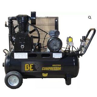 10CFM 2.5HP/SPH 10A-240V Compressor - 70L Air Tank - Belt Drive