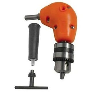 W/Wide R/Angle Drill Attachment  10mm