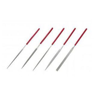 5 Pce 140mm Diamond Needle File Set