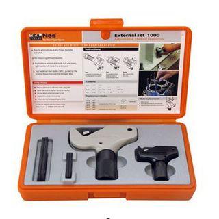 Nes Ext Thread Restorer Kit - 2pce4-18mm & 17-37mm