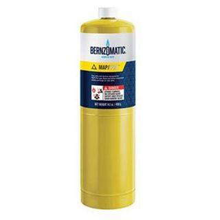 Tall Boy Replacement Propylene Yellow Gas Cylinder 400g