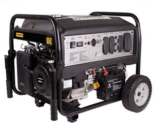 10.0KVA  7.5KW Generator Electric  Start complete with  wheels and Battery Kit