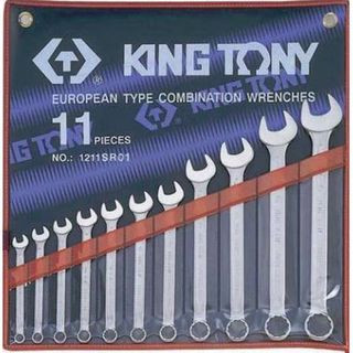 1/4'-15/16' 11pce Speed Wrench Set - King Tony- CLEARANCE SALE PRICE 40% DISCOUNT