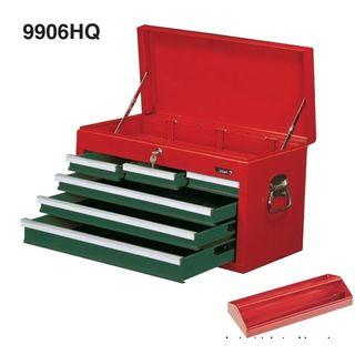 6 Drawer Tool Chest - Ball Bearing - 660W x 305D x 380H - Hans