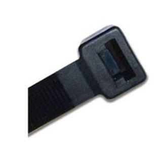 9.0 x 533mm-UV BLACK Cable Ties (Pkt100)