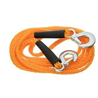 4 x 19 Metre 3000Kg Tow Rope