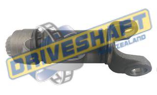 S/A 50 DIN INVOLUTE SPLINE 3.000 X .095 TUBE 1410 SPICER