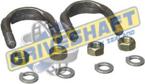 U/L 26.99 X BC36.00 X BT5/16-24 UNF U-BOLT KIT 1210 1310 1330