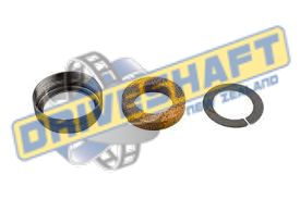 G/DS DUST SEAL ROUND 2.580 X 1.410 X .910 1550 SERIES