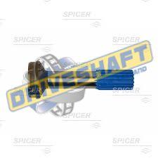 S/S 1.375 X 16 SPLINE 3.000 X .065 TUBE 1310 1330
