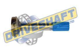 S/S 1.375 X 16 SPLINE 3.000 X .083 TUBE 1310 1330 LONG