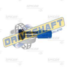 S/S 1.375 X 16 SPLINE 2.000 X .083 TUBE1310 1330