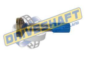 ST/C S/S SPL 1.250 X 16 TUBE 2.500 X .065 1000 1210 1310 3C MECH
