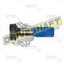 S/S 1.500 X 16 SPLINE 2.500 X .095 TUBE 1350 1410