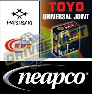 U/J 49.21 X 154.78 EXR5 1710 SERIES MITSUBISHI NEAPCO SGN