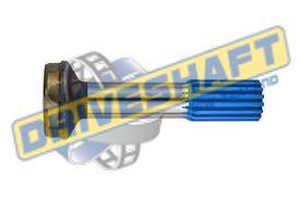 S/S 1.375 X 16 SPLINE 2.500 X .083 TUBE 1310 1330