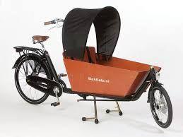 Bakfiets Cargo Sun Canopy