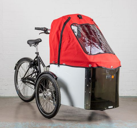 Nihola Canopy Red