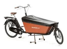 Bakfiets Cargo Box Cover