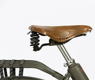 Bakfiets Brook Saddle B-67