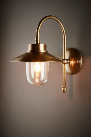 Legacy Sconce Base Antique Brass