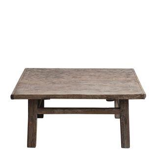 Shanxi Coffee Table Elm