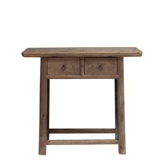 Shanxi Side Table Elm