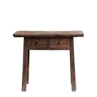 Shanxi Elm Side Table