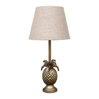 St Martin Table Lamp Base Ant Brass