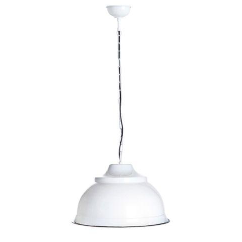 Brasserie Overhead Large White