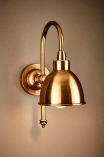 Austin Wall Light Brass