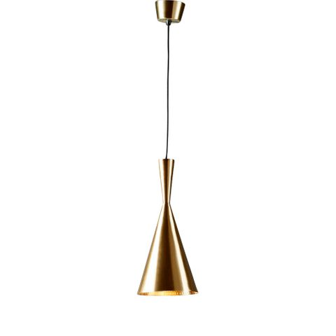 Cavendish Hanging Lamp in Brass