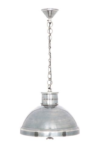 Madison Hanging Lamp in Silver