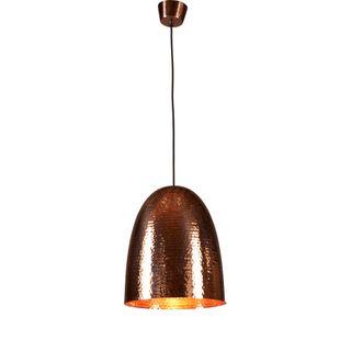 Dolce Beaten Ceiling Pendant Copper