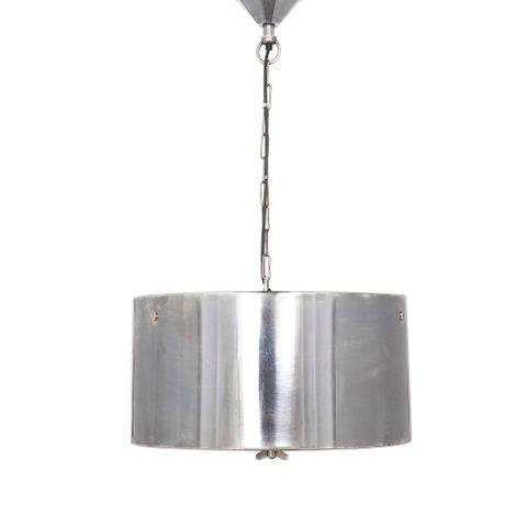 Lexington Hanging Lamp in Silver