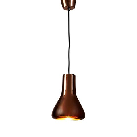 Torch Ceiling Lamp Copper