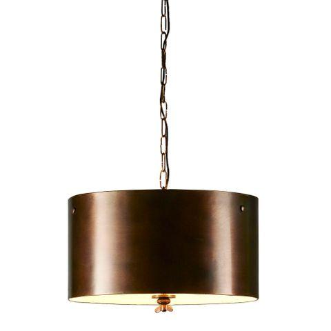 Lexington Hanging Lamp in Copper