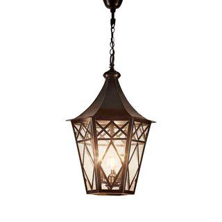 Tuscan Lantern Black