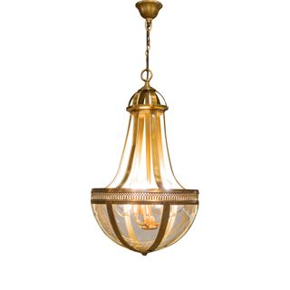 Doma Ceiling Pendant Medium Brass