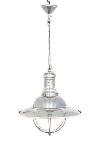 Harrison Ceiling Pendant Silver