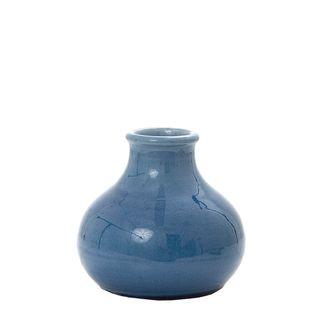 Skye Vase Small Blue