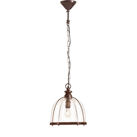 Avery Ceiling Lamp in Antique Brass