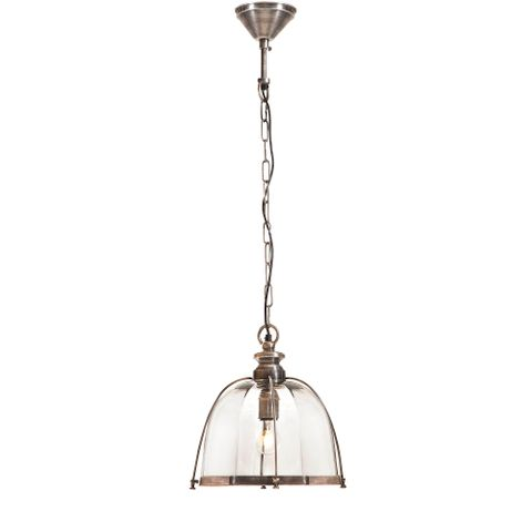 Avery Ceiling Pendant Antique Silver