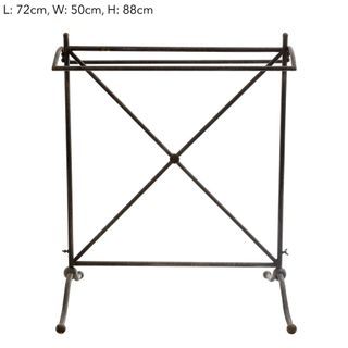 Positano Towel Rack