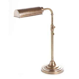 Brooklyn Desk Lamp Antique Brass